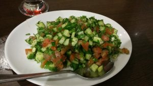 Roomali's Arabic Salad