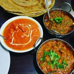 Roomali Chicken Tikka, Keema karahi, Prawn karahi