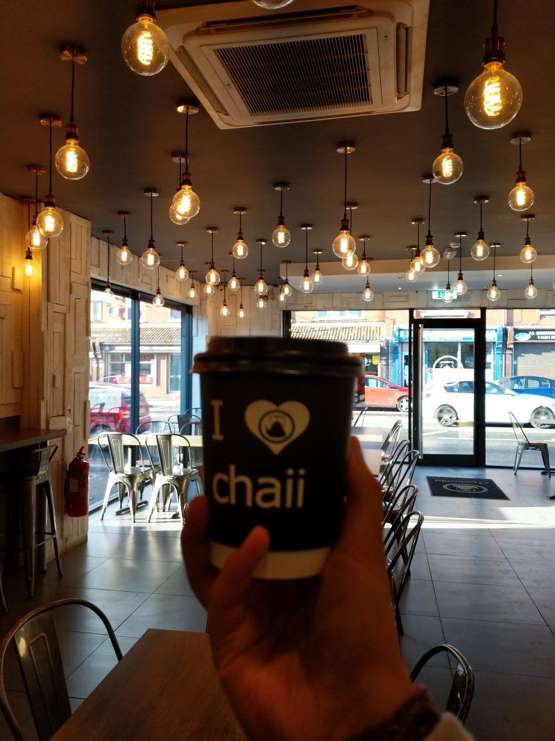 I love Chai Cup Chaiiwala Bolton