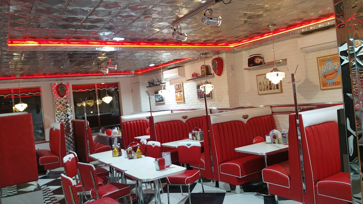 Big Moe's Diner – London