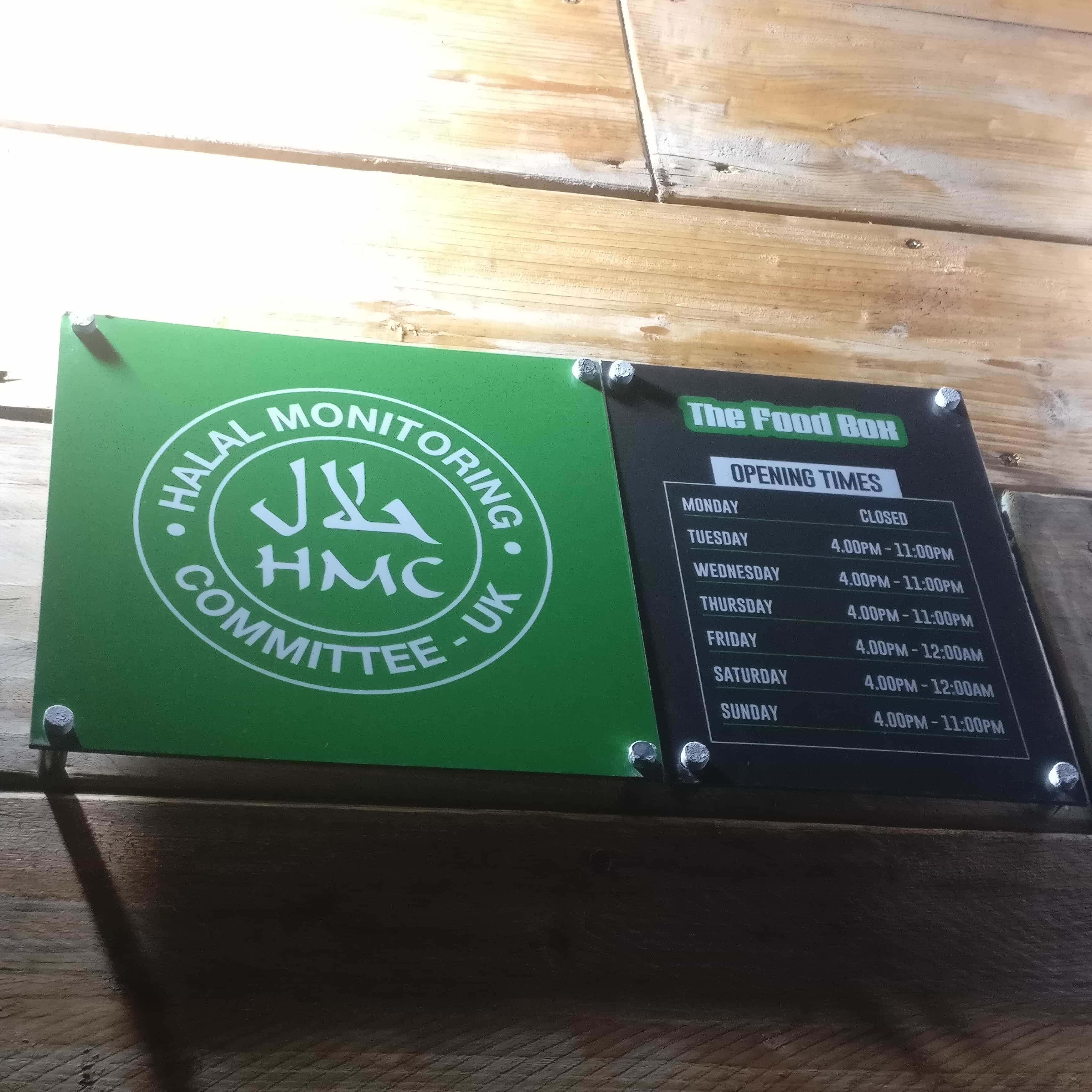 The Food Box Manchester Manchester Review Hmc