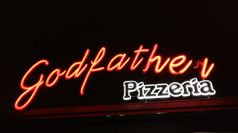 Godfather Pizzeria Batley