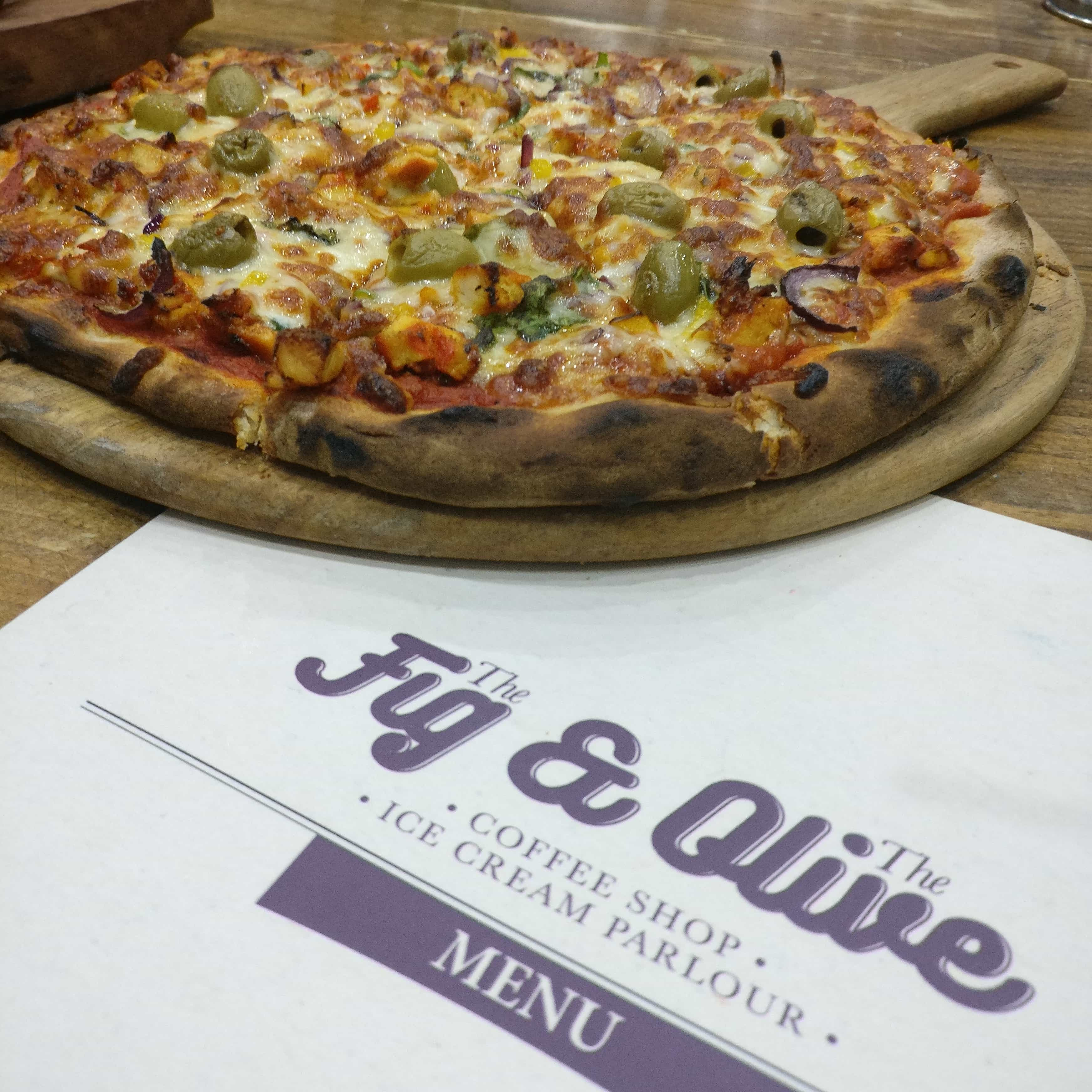 The Fig Olive Review Menu Specials Hmc Certified Halal