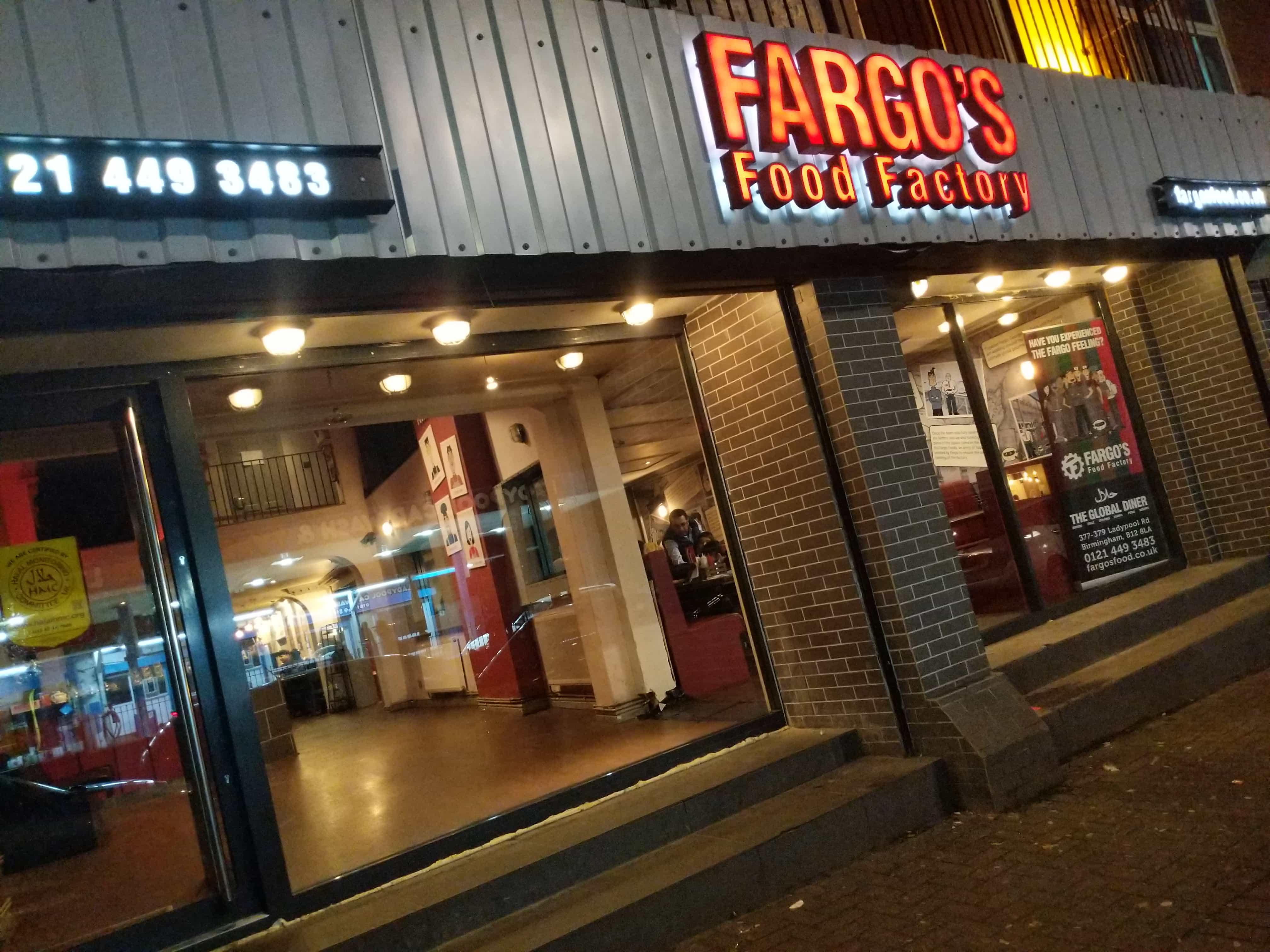 Fargo's Food Factory