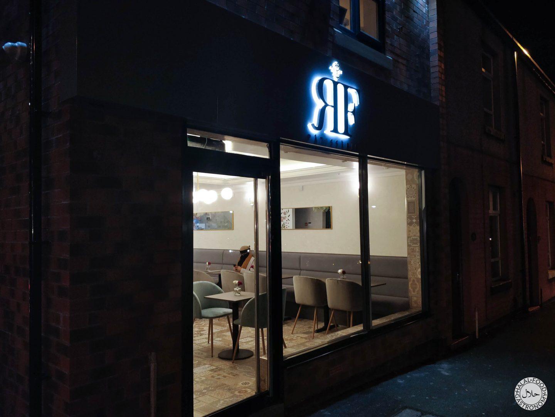 Rf Patisserie Cafe Bolton Halal Food Gastronomy