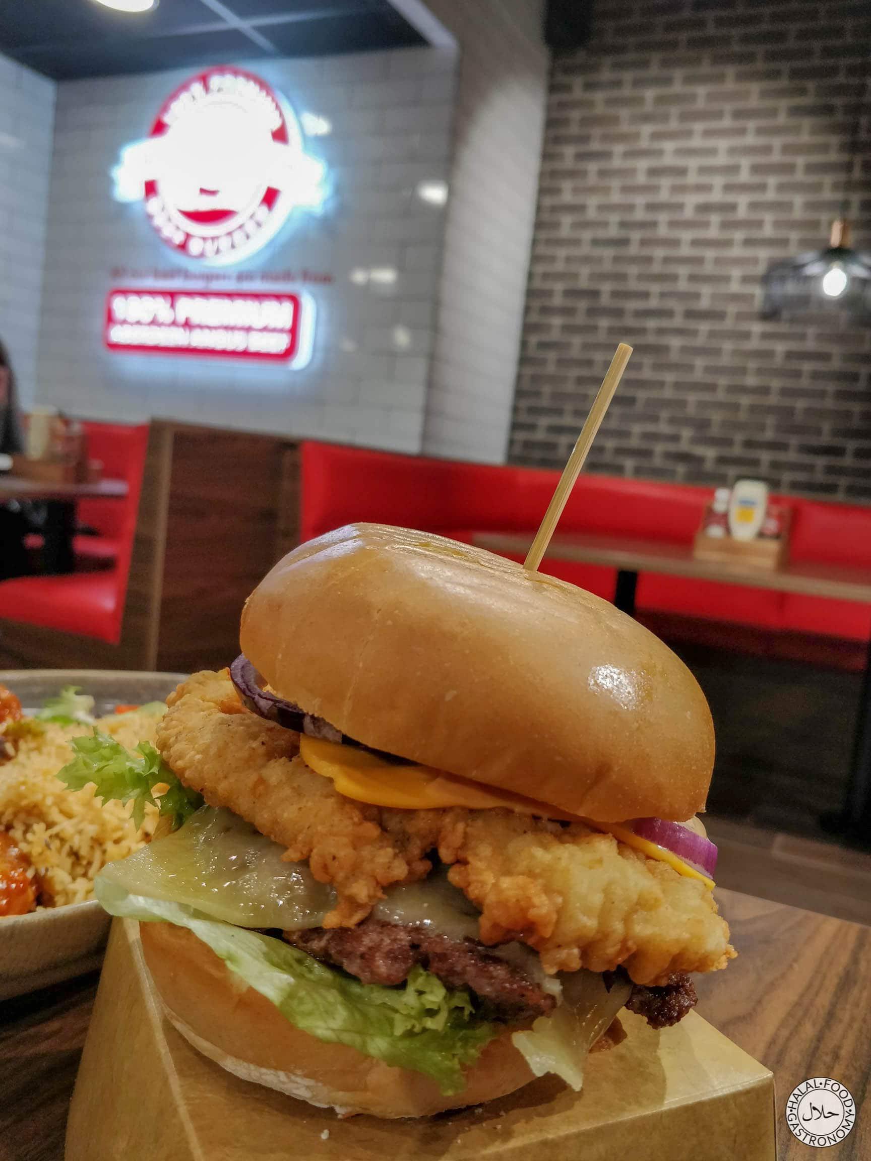 Frankie's Burgers Blackburn Full Review & Menu's - HMC Certified