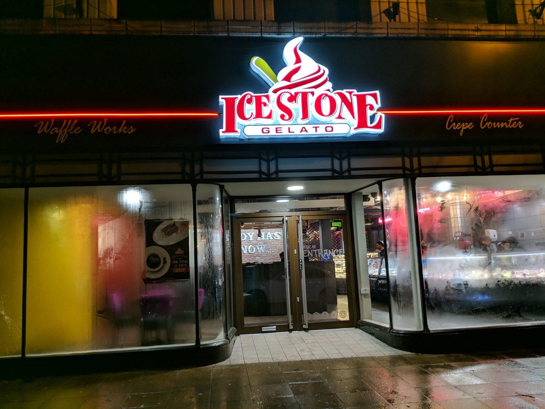 Ice Stone Gelato - Halal Food Gastronomy