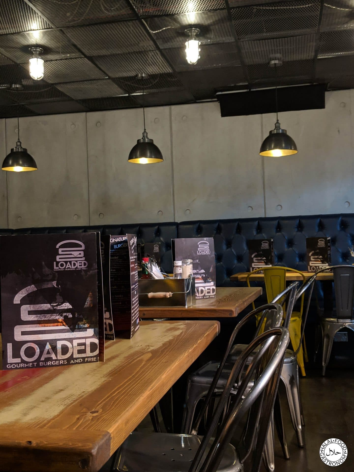 Loaded Gourmet Burgers And Fries Liverpool Halal Food