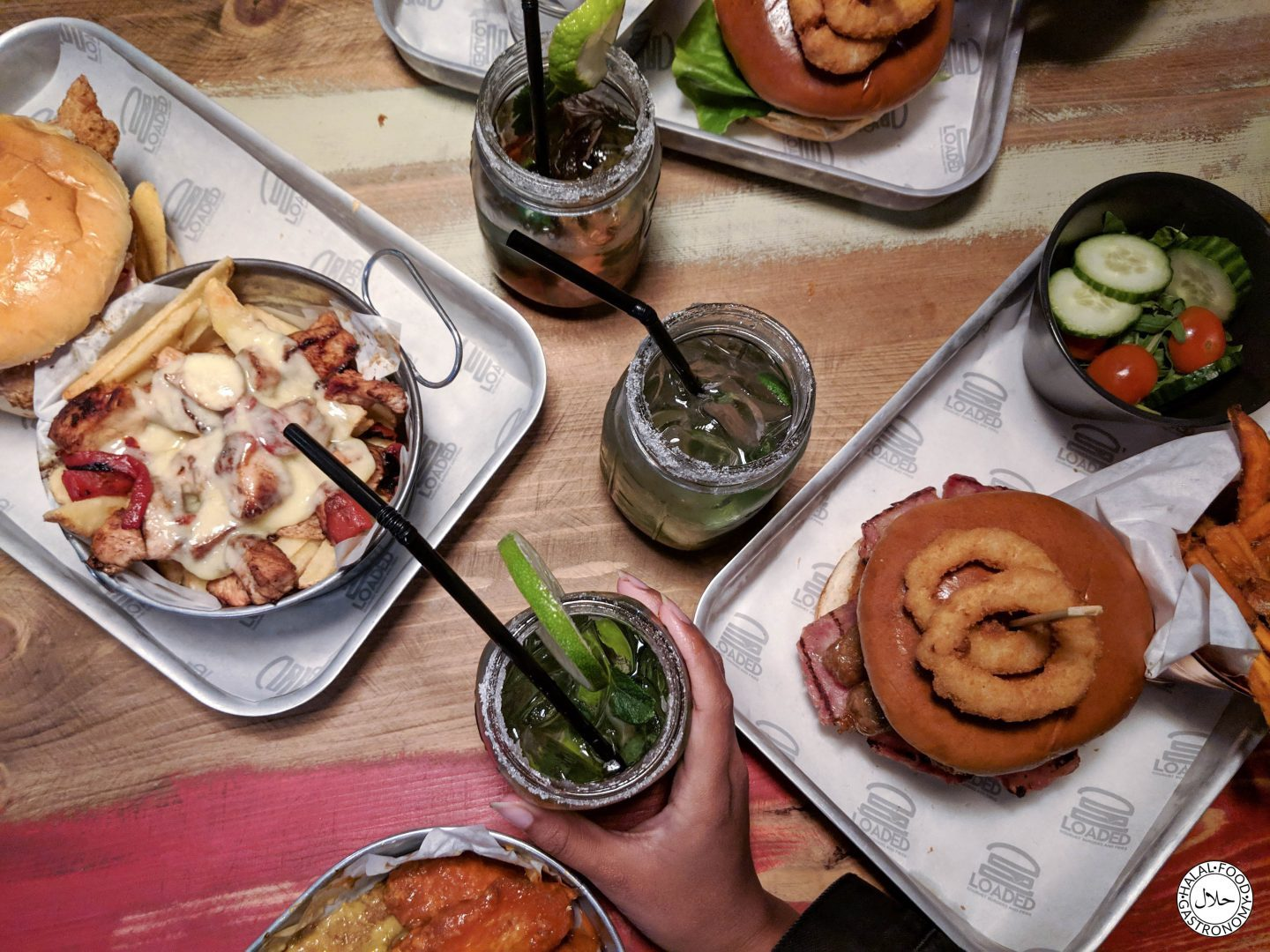 Loaded Gourmet Burgers and Fries – Liverpool