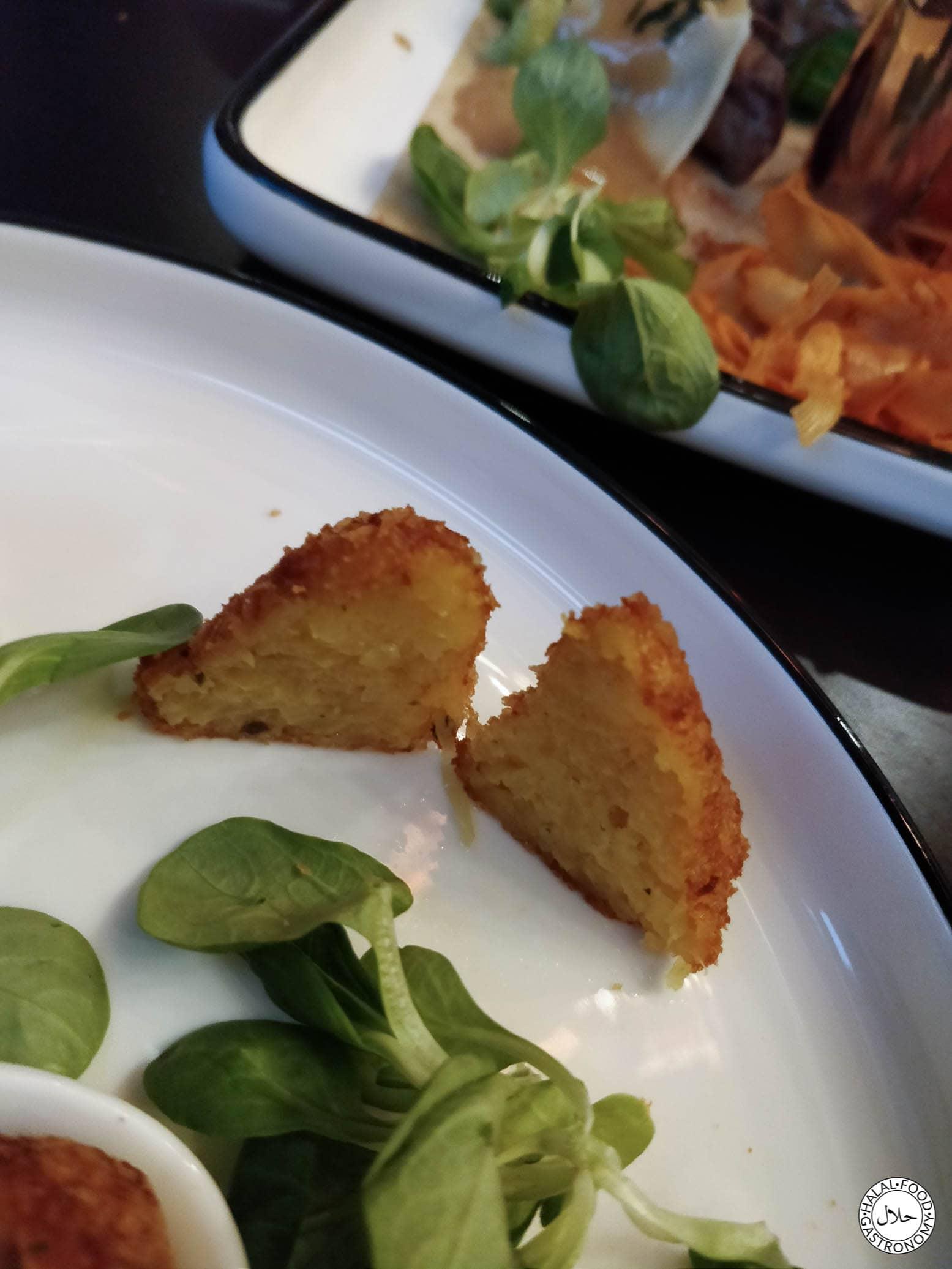 Ribeye Steakhouse Manchester Review inc Menu - Halal Food