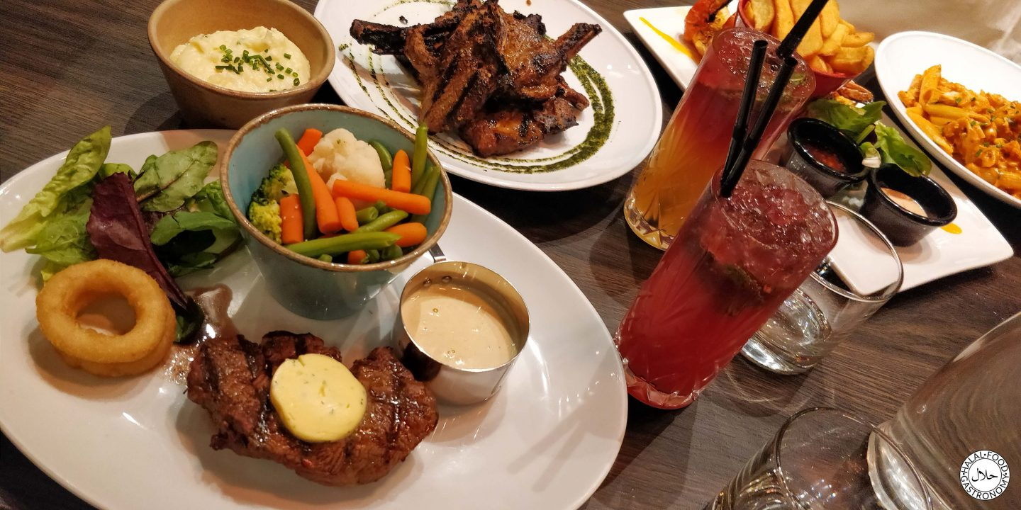Grillz Steak House – Birmingham