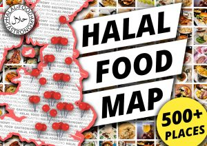 Hmc Halal Certified Restaurant Reviews Halal Food Gastronomy
