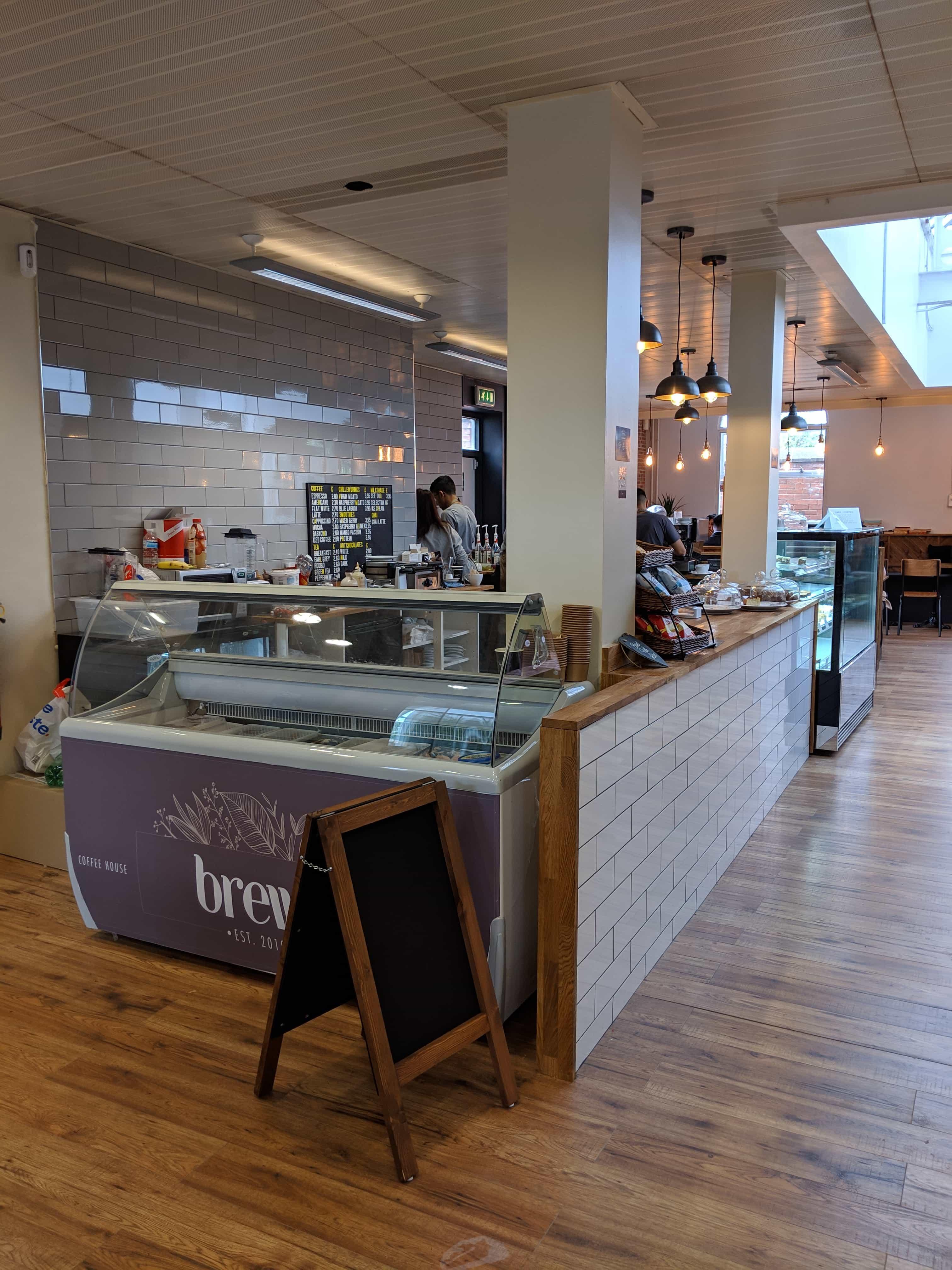 Brew Batley Coffeehouse Tearoom Brunch Review Inc Menu