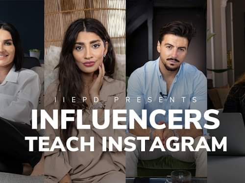 Influencers Teach Instagram Course Review – IIEPD