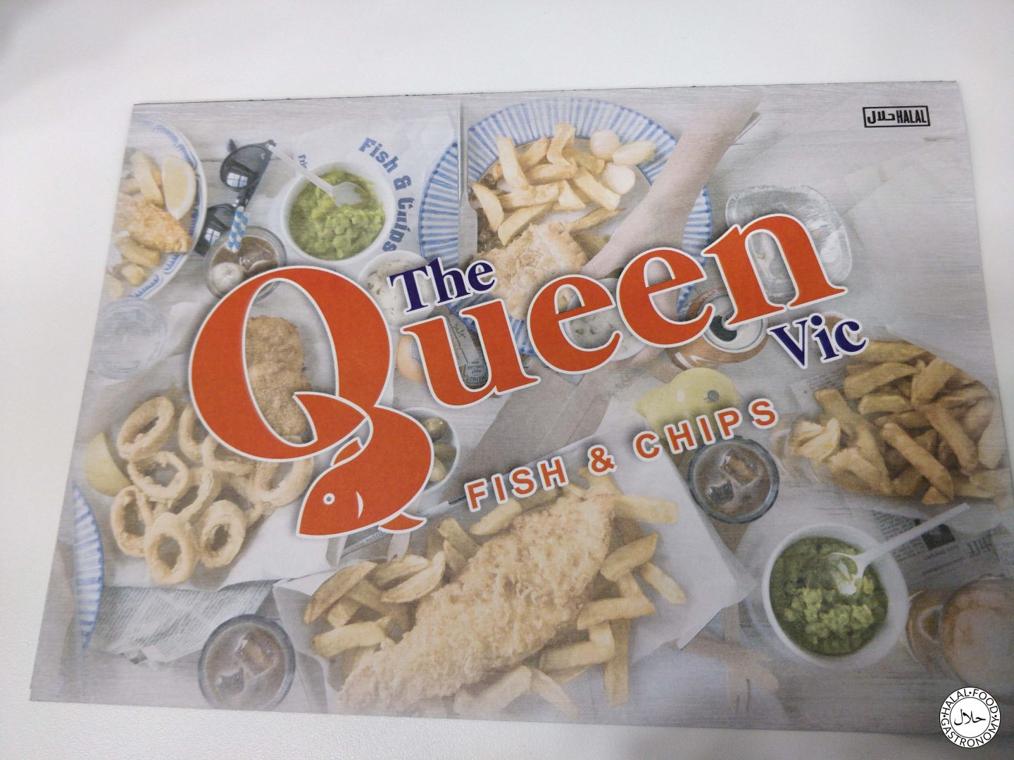 The Queen Vic – Blackburn